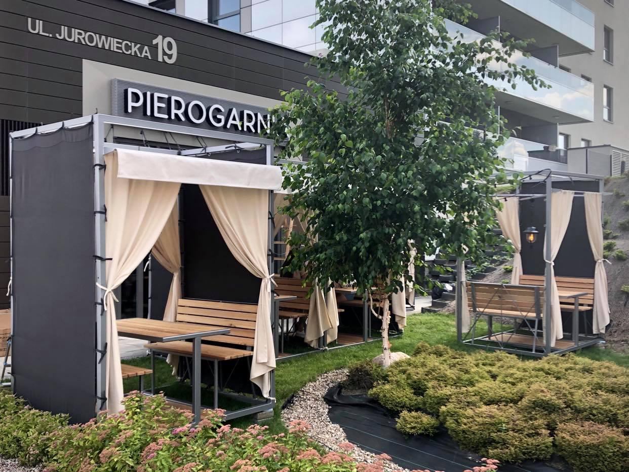 Soodi Pierogarnia i ogródek, czyli nasz sposób na lato